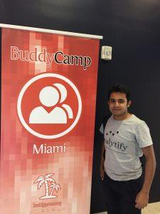 BuddyCamp Miami 2015